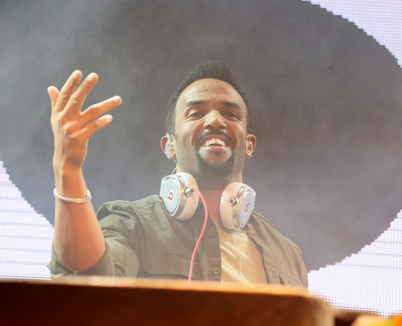 Craig David Monster Mash-Up Manchester 2016