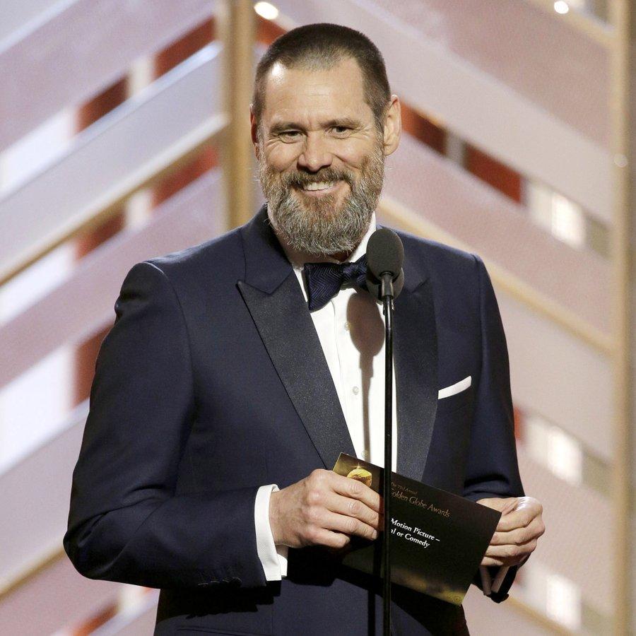 Jim Carrey NBC's '73rd Annual Golden Globe Awards'