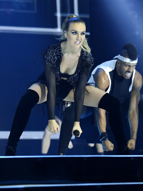 Jingle Bell Ball Best Facial Expressions Perrie Ed