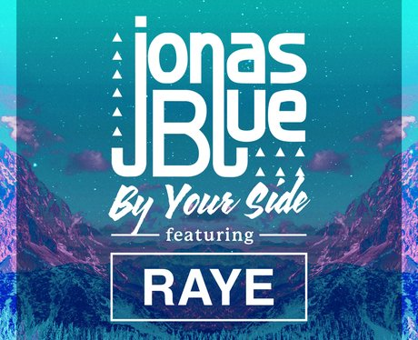 Jonas Blue By Your Side Artwork