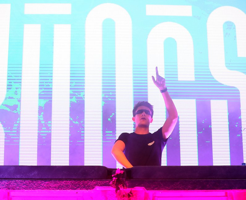 Kungs Monster Mash-Up Manchester 2016