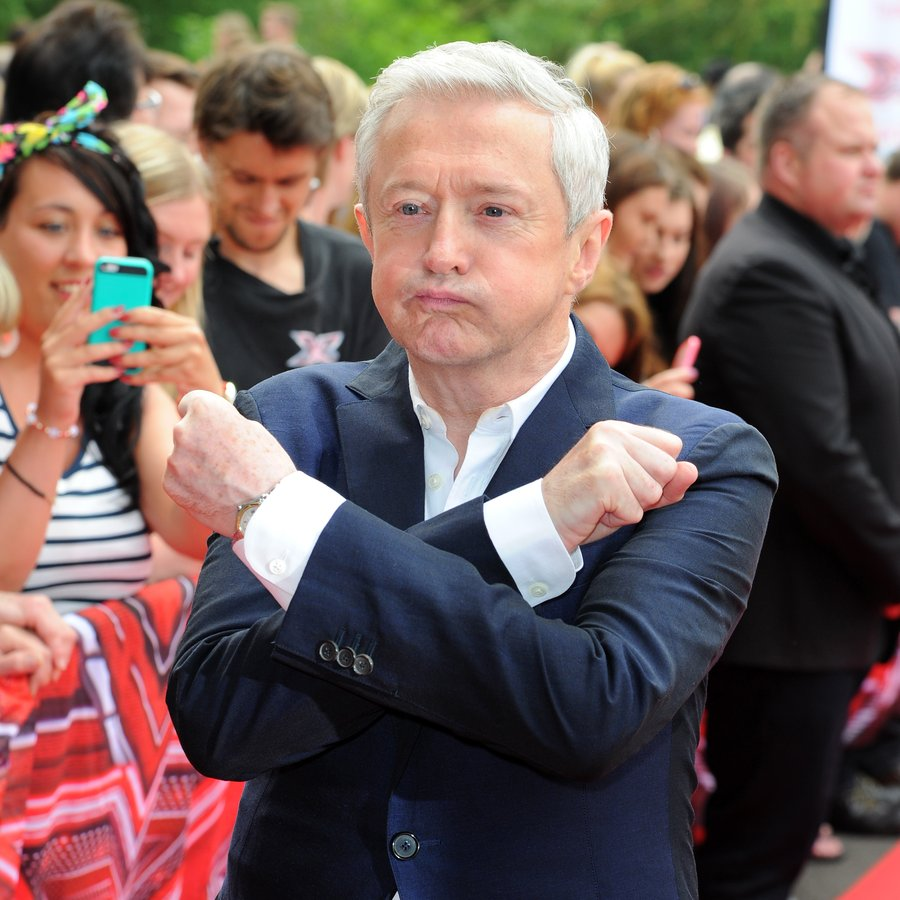 Louis Walsh X Factor Auditions 2016