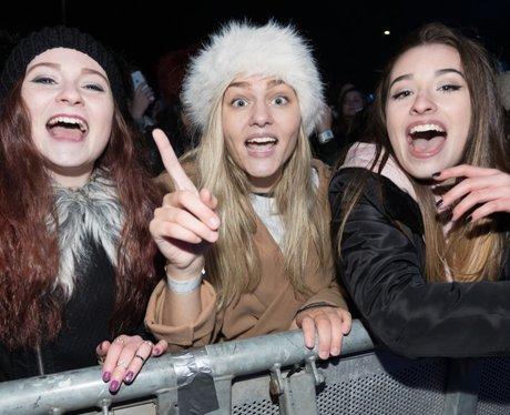 Meadowhall Christmas Live 2016