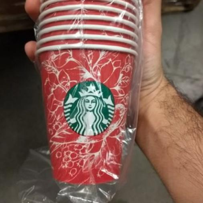 starbucks red cup 2016