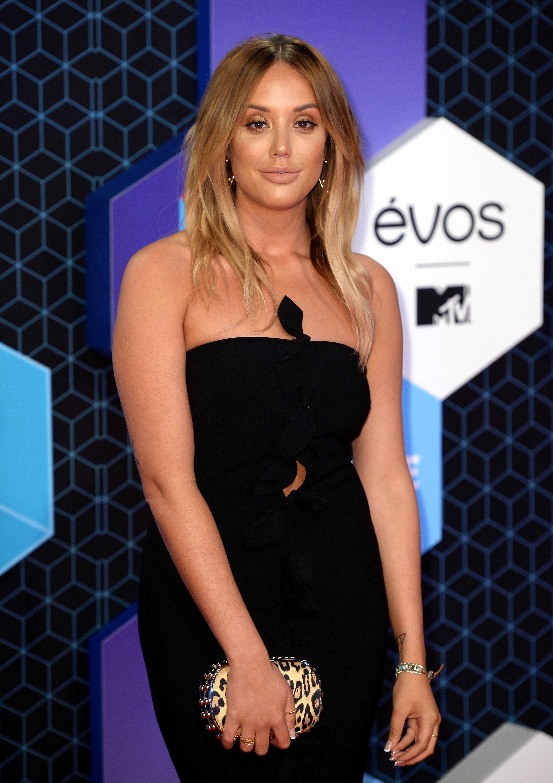 Charlotte Crosby MTV EMAs 2016