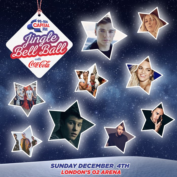 capital jingle bell ball ticket prices