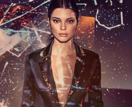 Kendall Jenner La Perla campaign