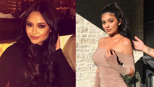 Afshan vs Kylie