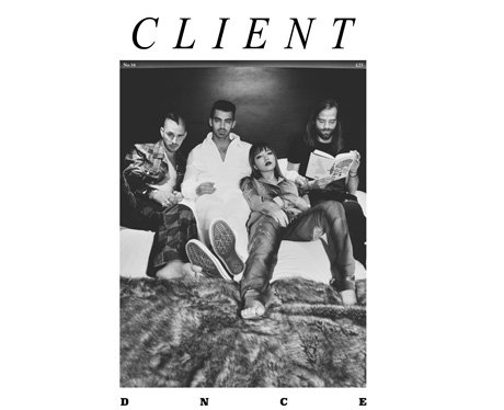 DNCE for Client Magazine