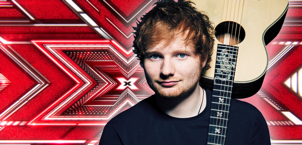 Ed Sheeran Could Be Writing The X-Factor Winner's Single    Unless