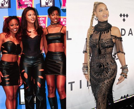 First Red Carpet photos Beyonce