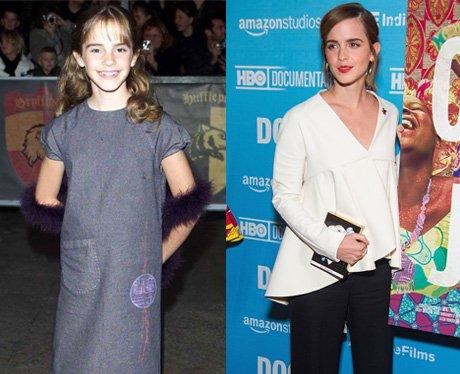 First Red Carpet photos Emma Watson