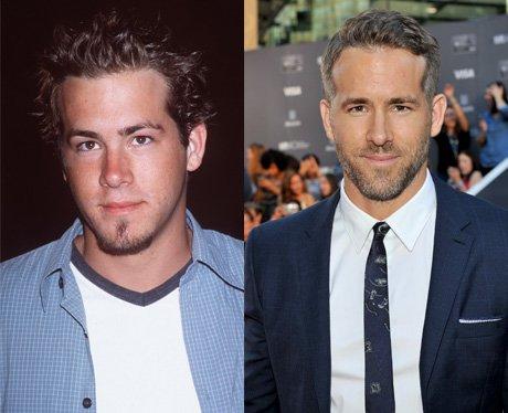 First Red Carpet photos Ryan Reynolds