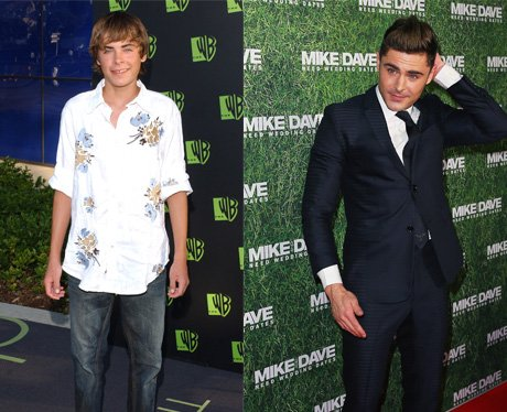 First Red Carpet photos Zac Efron
