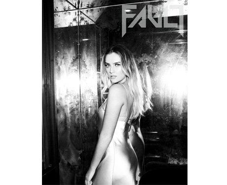 Perrie Edwards for Fault Magazine