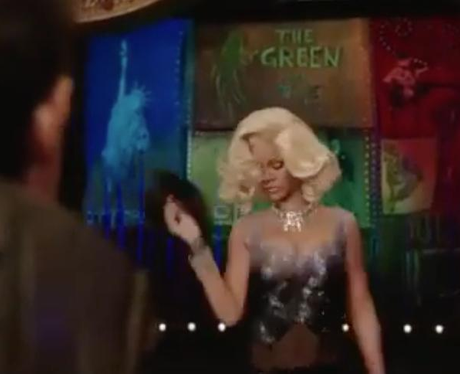 Rihanna in Valerian