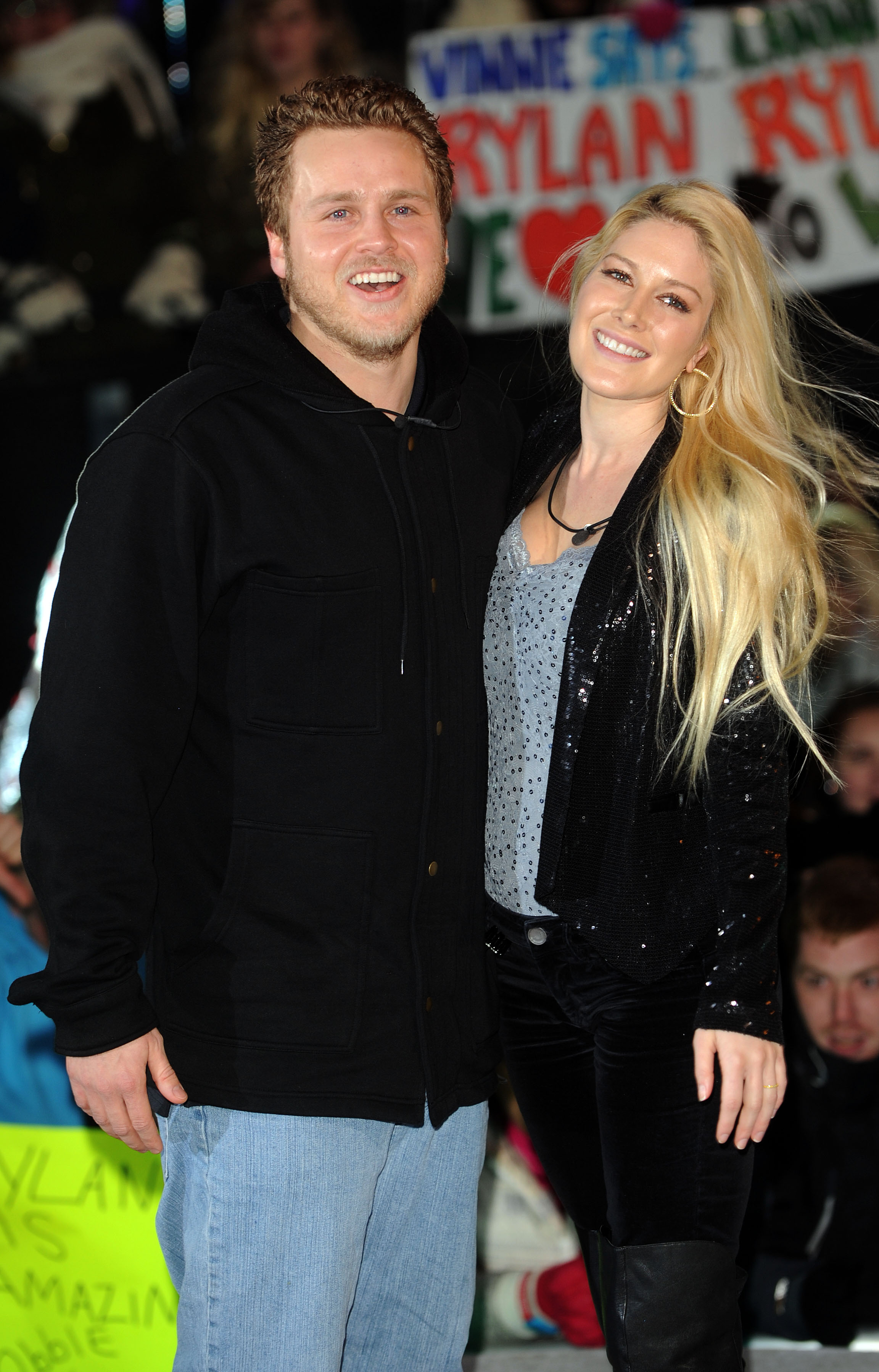 Spencer Pratt & Heidi Montag