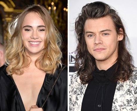 Suki Waterhouse and Harry Styles Dating rumour