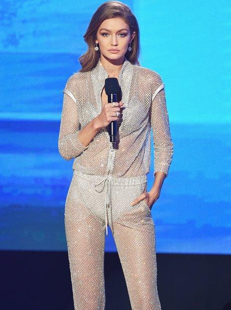 Christmas Party Looks 2016 Gigi Hadid