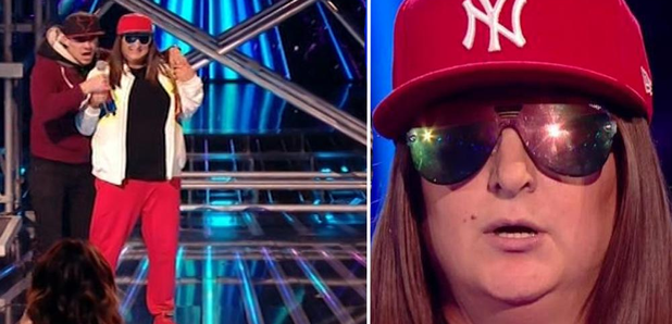 ce5bfe23d7d Video Suggests Honey G s Stage Invasion Was Faked By Producers As ...