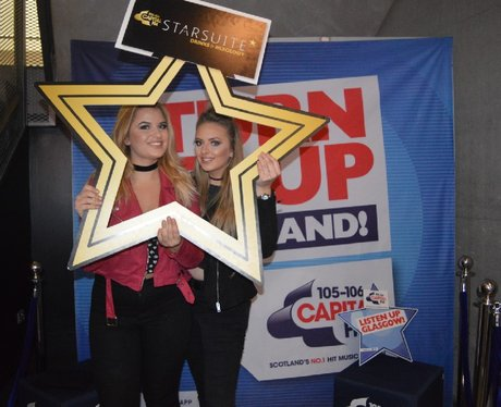 Were you pap'd by the street stars?