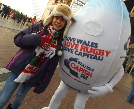 Spot The Ball: Wales V South Wales