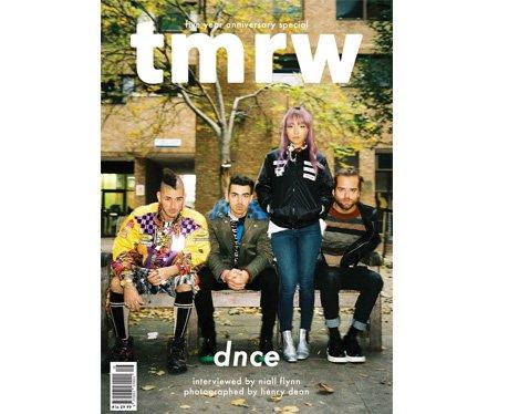 tmrw DNCE Cover