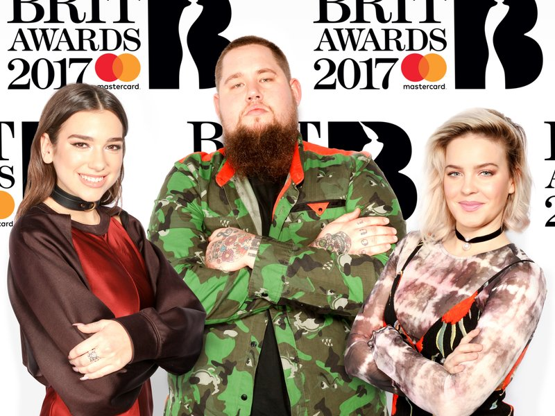 BRIT Awards 2017 Critics' Choice Nominees