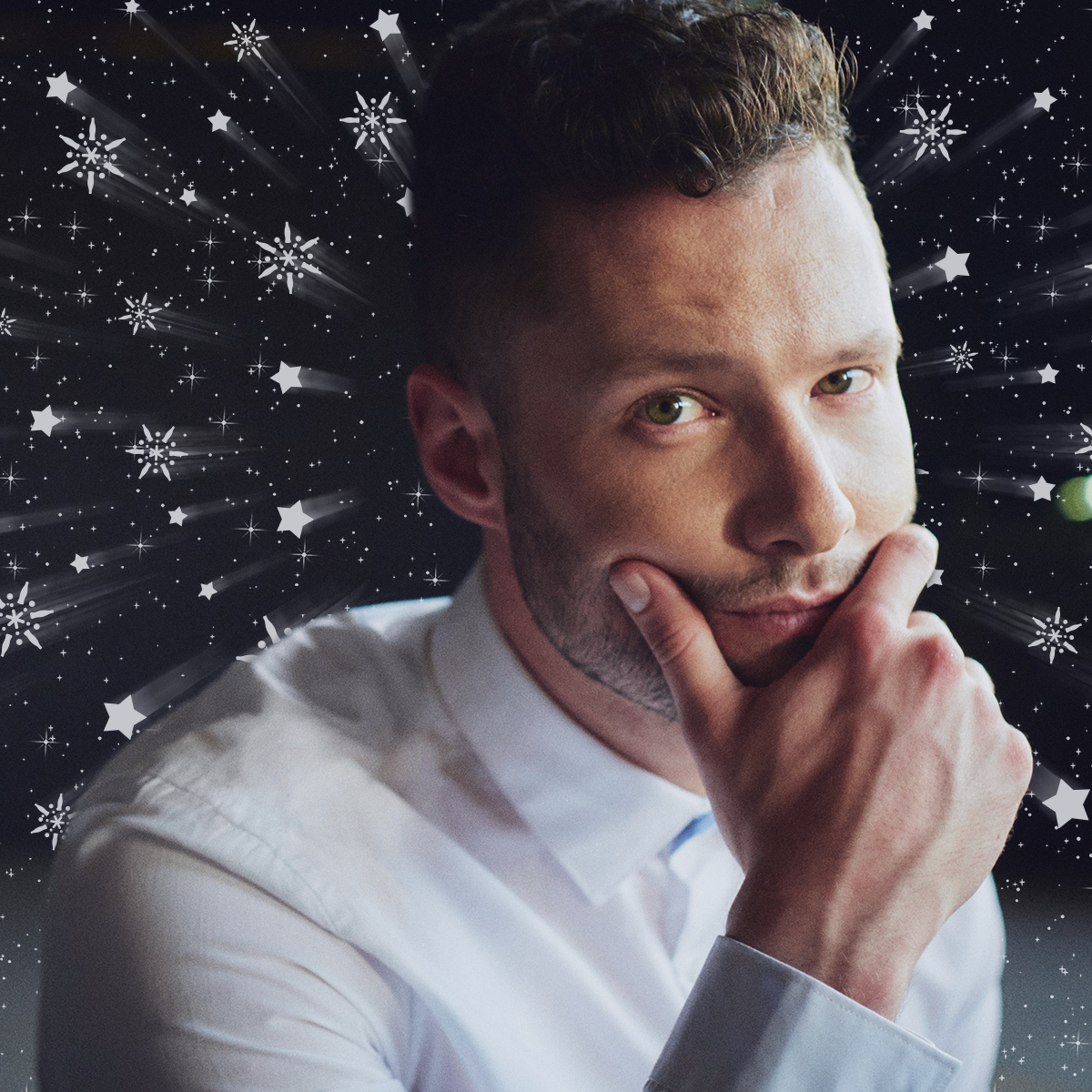 Calum Scott Jingle Bell Ball Asset