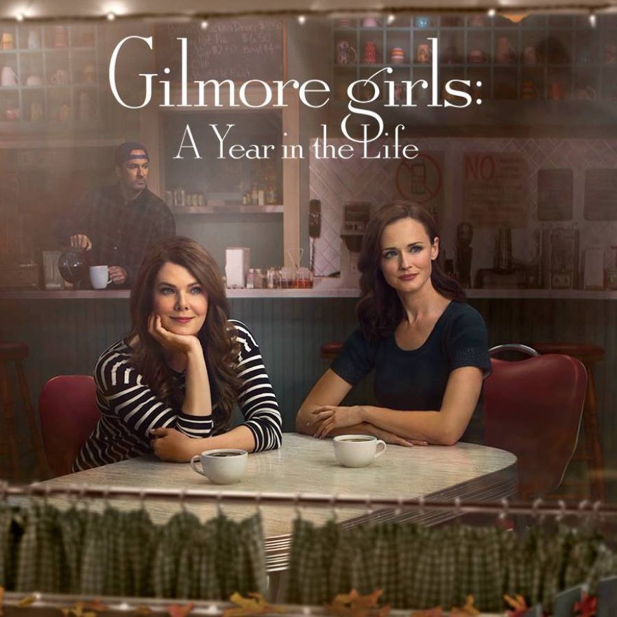 season 1 gilmore girls bloopers have emerged online they 39 ll make your day capital. Black Bedroom Furniture Sets. Home Design Ideas