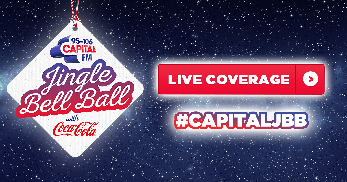 Watch The Jingle Bell Ball 2016