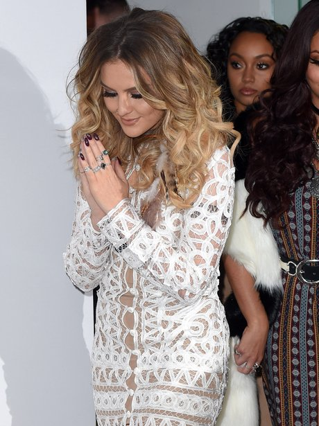 Lilah Fashion Moments 3rd Dec Perrie Edwards