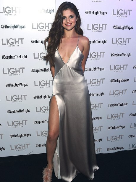 Lilah Fashion Moments 3rd Dec Selena Gomez