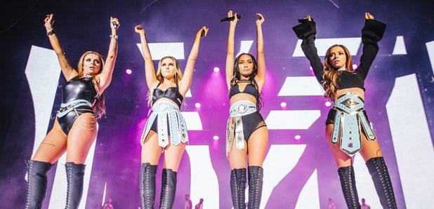 Little Mix - 'Black Magic' (Live At The Jingle Bell Ball
