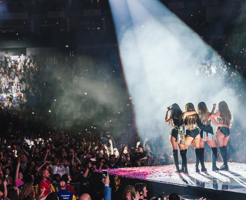 Little Mix Jingle Bell Ball 2016
