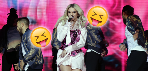 """My Bum Came Out!"" - Louisa Johnson's Most Embarrassing ..."