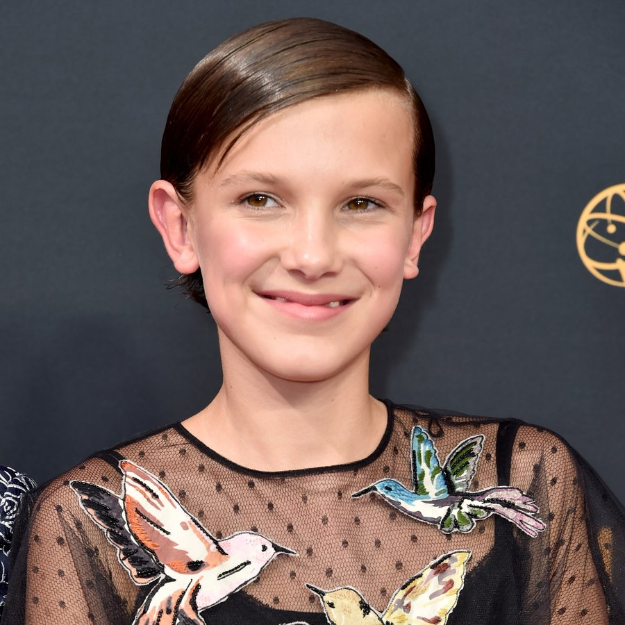 Millie Bobby Brown 68th Annual Primetime Emmy Awards