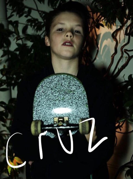 Cruz Beckham Instagram