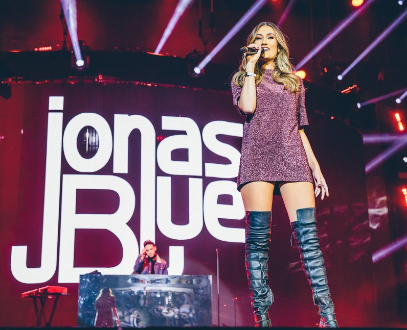 Jonas Blue Jingle Bell Ball 2016