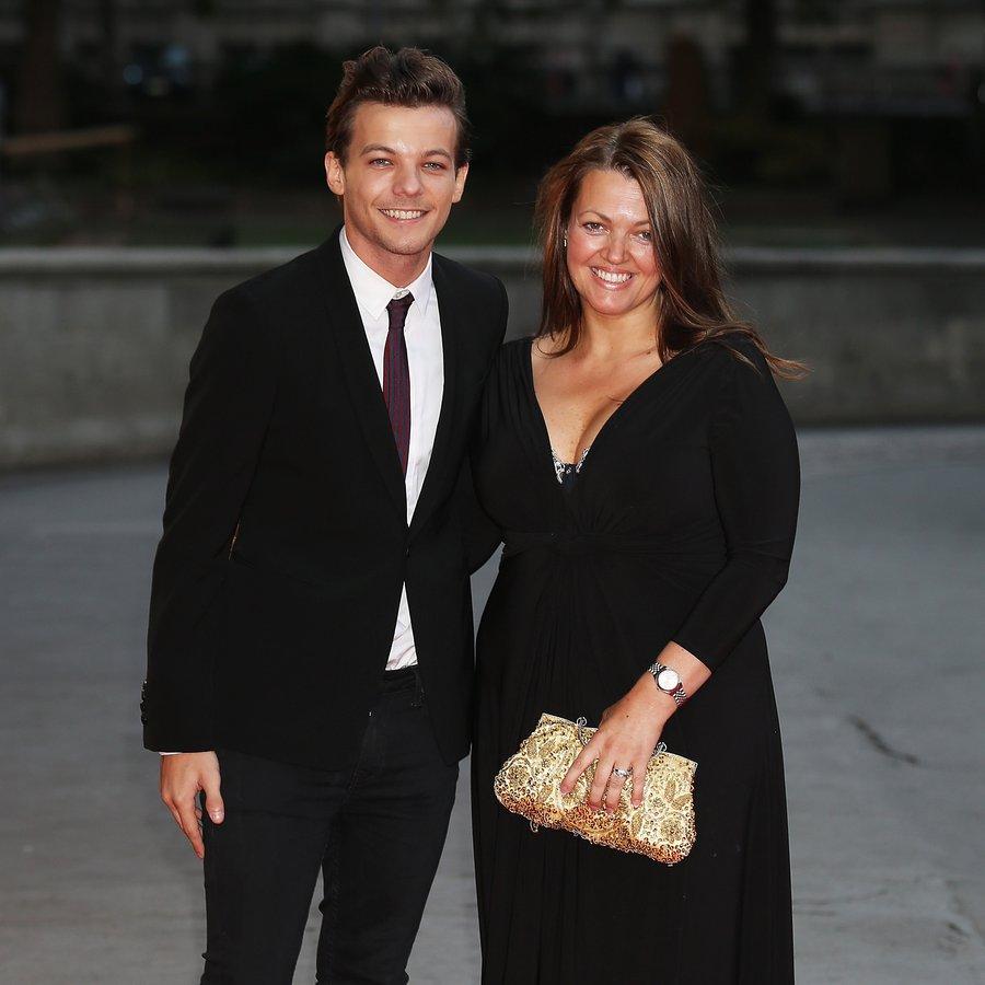 Louis Tomlinson Mother