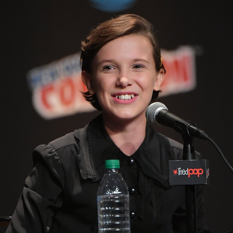Millie Bobby Brown 2016 New York Comic Con