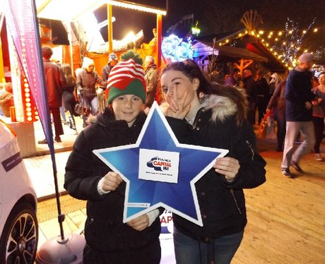 Nathaniel Cars At Winter Wonderland 09/12/16