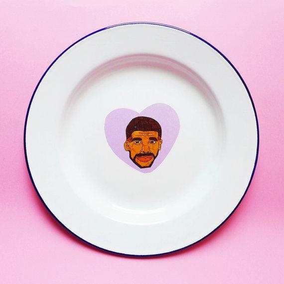 Drake Dinner Plate