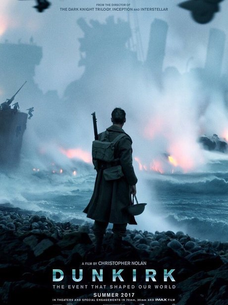 Harry Styles Dunkirk poster