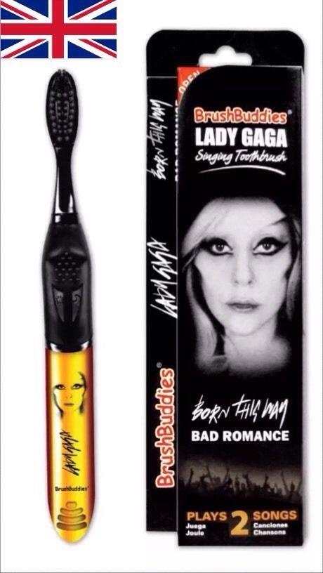 Lady Gaga Toothbrush