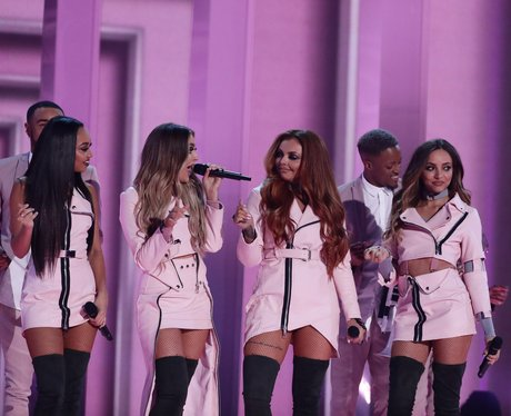 Little Mix perform at the X Factor live final
