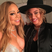 Image 7: Mariah Carey poses alongside Beyonce