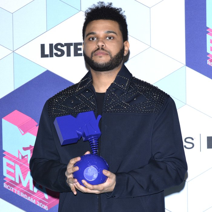 the weeknd awards