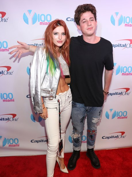 Bella Thorne and Charlie Puth