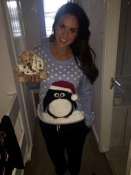 Christmas Jumpers Vicky Pattison